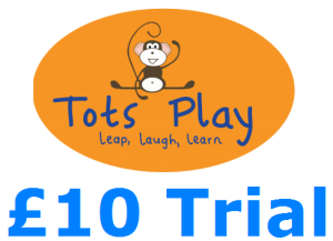 Tots Play £10 trial