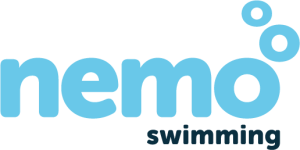 Nemo Swimming Logo